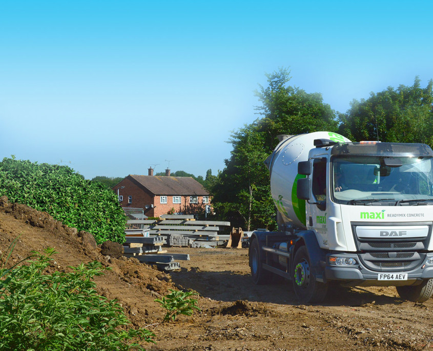 MiniMix Concrete Deliveries