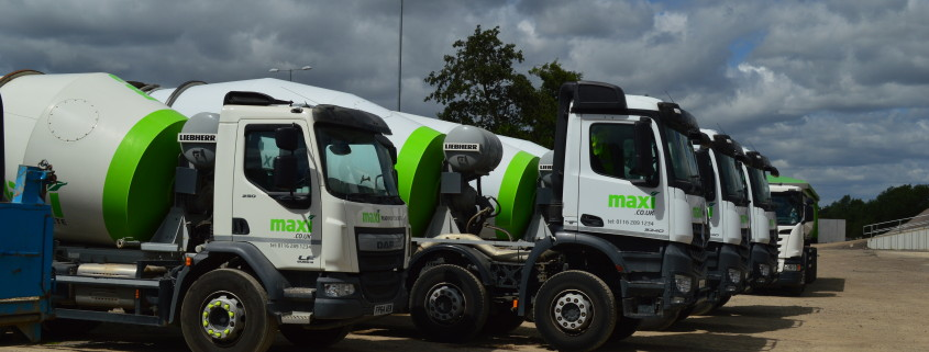 Maxi Delivery Lorries in Leicester