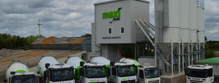 Specialist Concrete Plant at Maxi ReadyMix Ltd