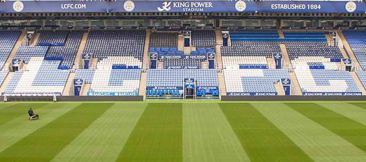 Waterproof Concrete at the Kingpower Stadium