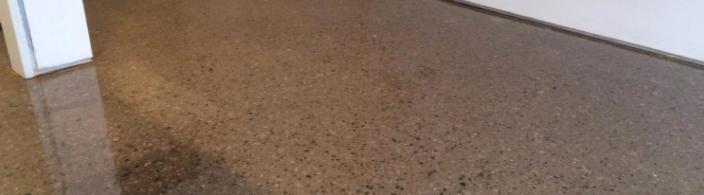 Case Study Polished Concrete Floor