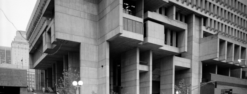history-concrete-building